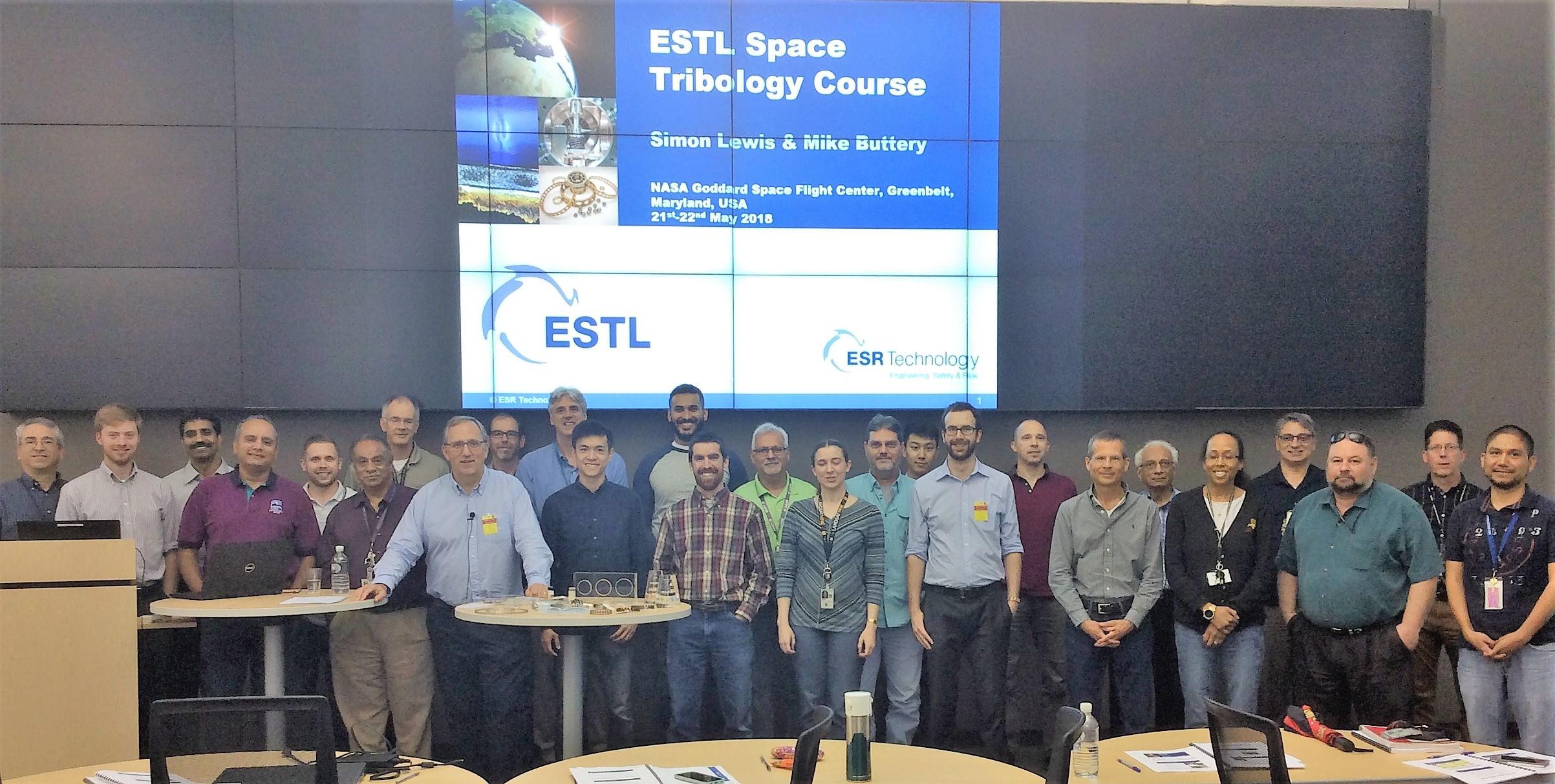 ESR Technology - ESTL presents training courses and AMS